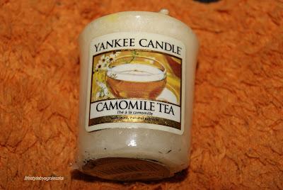 Camomile Tea Yankee Candle