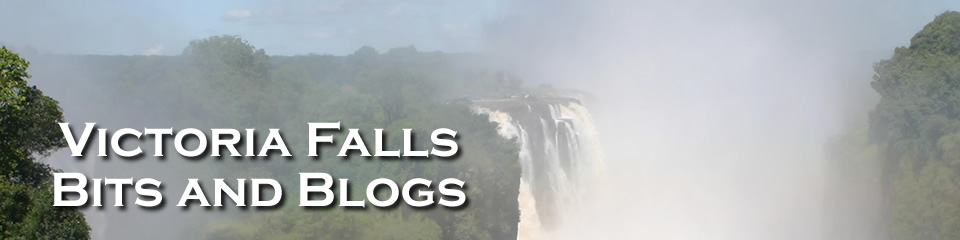 Victoria Falls Bits and Blogs