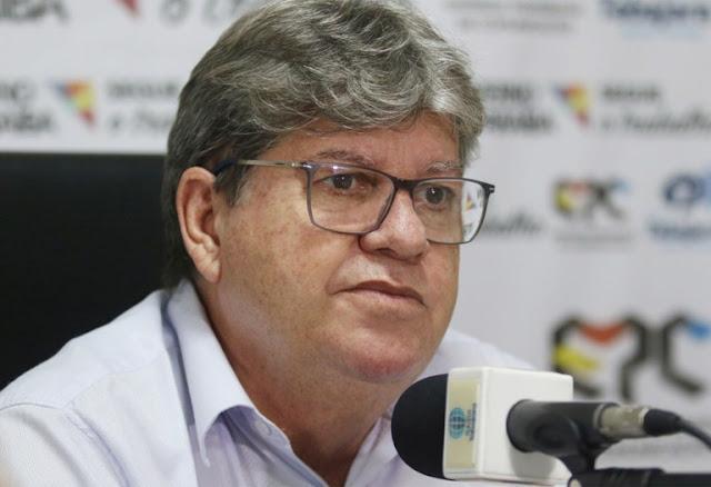 Governador da Paraíba assina novo decreto ampliando isolamento com abrangência para todos os municípios