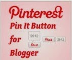 Add Pinterest Follow Me & Pin It Button for Blogger
