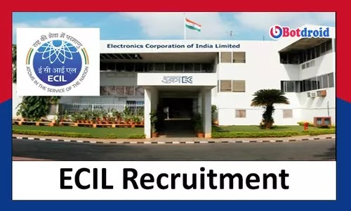 ECIL Recruitment 2021, Apply for Assistant, Junior Artisan Job Vacancy, ECIL Careers