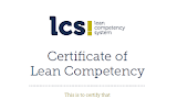 LEAN COMPETENCY