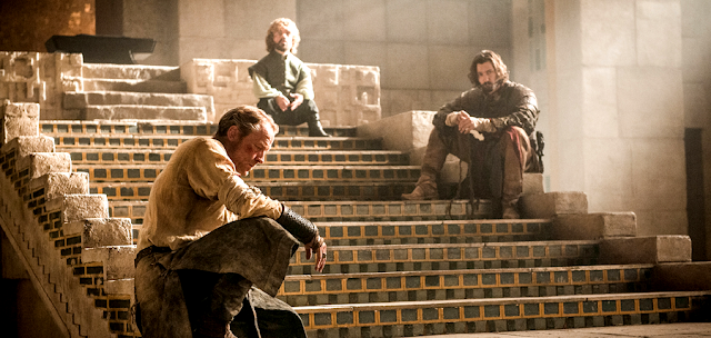 Tyrion va conduce Mereen-ul
