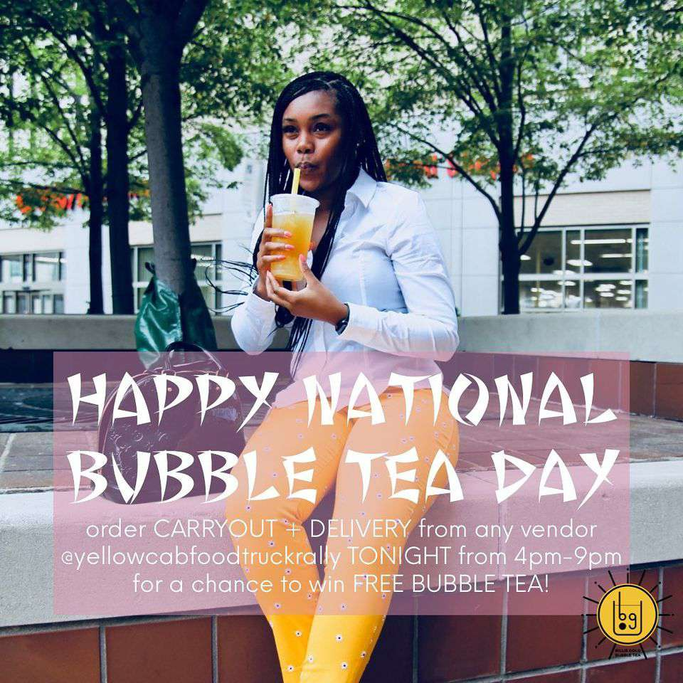 National Bubble Tea Day Wishes Pics