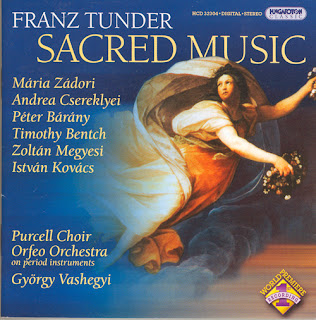 Franz Tunder: Sacred Music