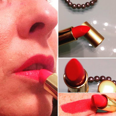 Luxury lipstick, luxury, lipstick, ten image, cazcarra, lapiz de labios, labial, gloss, me pinto los labios de rojo, blogger alicante, solo yo, blog solo yo, beauty blogger, beauty youtuber, blogger, youtuber, vlogger, influencer, makeup, Scarlet, 909,