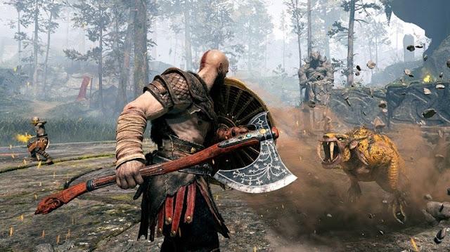 الإعلان رسميا عن رواية مقتبسة من لعبة God of War وتحديد تاريخ إطلاقها ، هناك مفاجأة للجمهور أيضا ..
