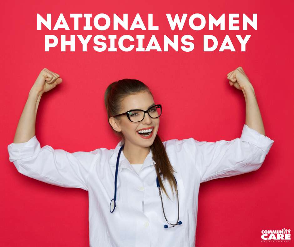 National Women Physicians Day Wishes For Facebook