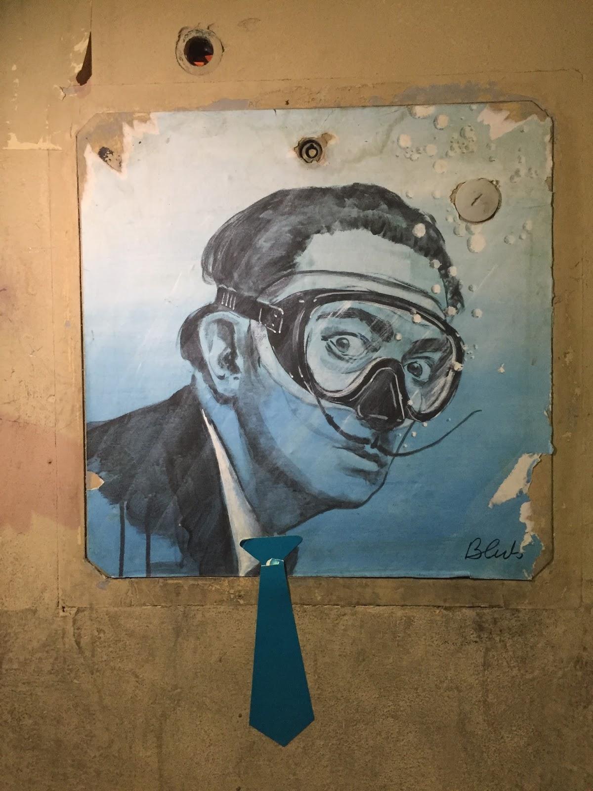 L Arte Delle Unghie: A Few Street Art Pieces