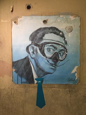 L'arte sa nuotare - Salvador Dali.