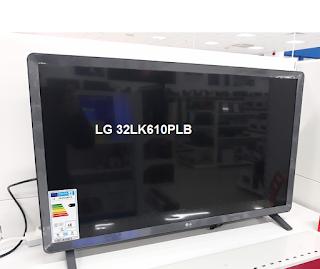 LG 32LK610PLB TV review