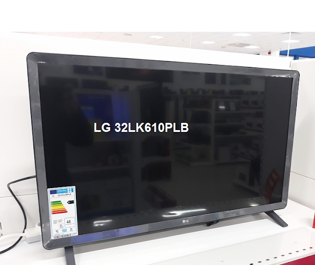 LG 32LK610PLB 32 inch Full HD Smart TV