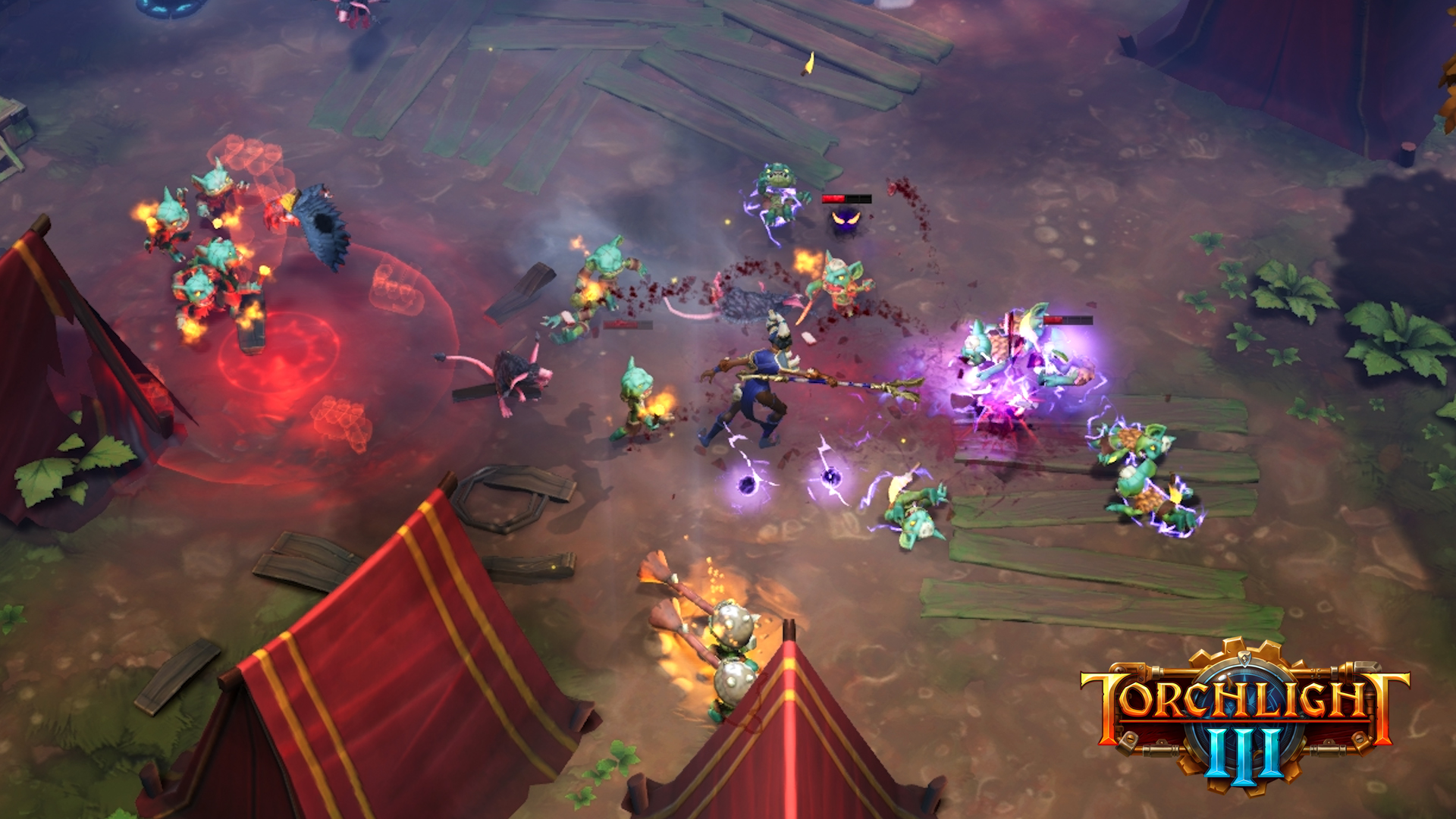 Torchlight 3 Guide. How to play pirates online?