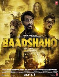 Download Baadshaho (2017) Full Movie HDRip 720p