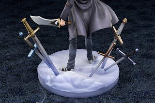 Emiya Shiro 1/7 de Fate / kaleid liner Prisma Illya: Oath Under Snow, Amiami x AMAKUNI
