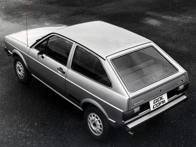 Volkswagen Gol Copa 1984 1.6