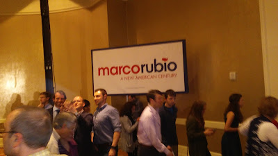 Marco Rubio rally in Atlanta with Nikki Haley