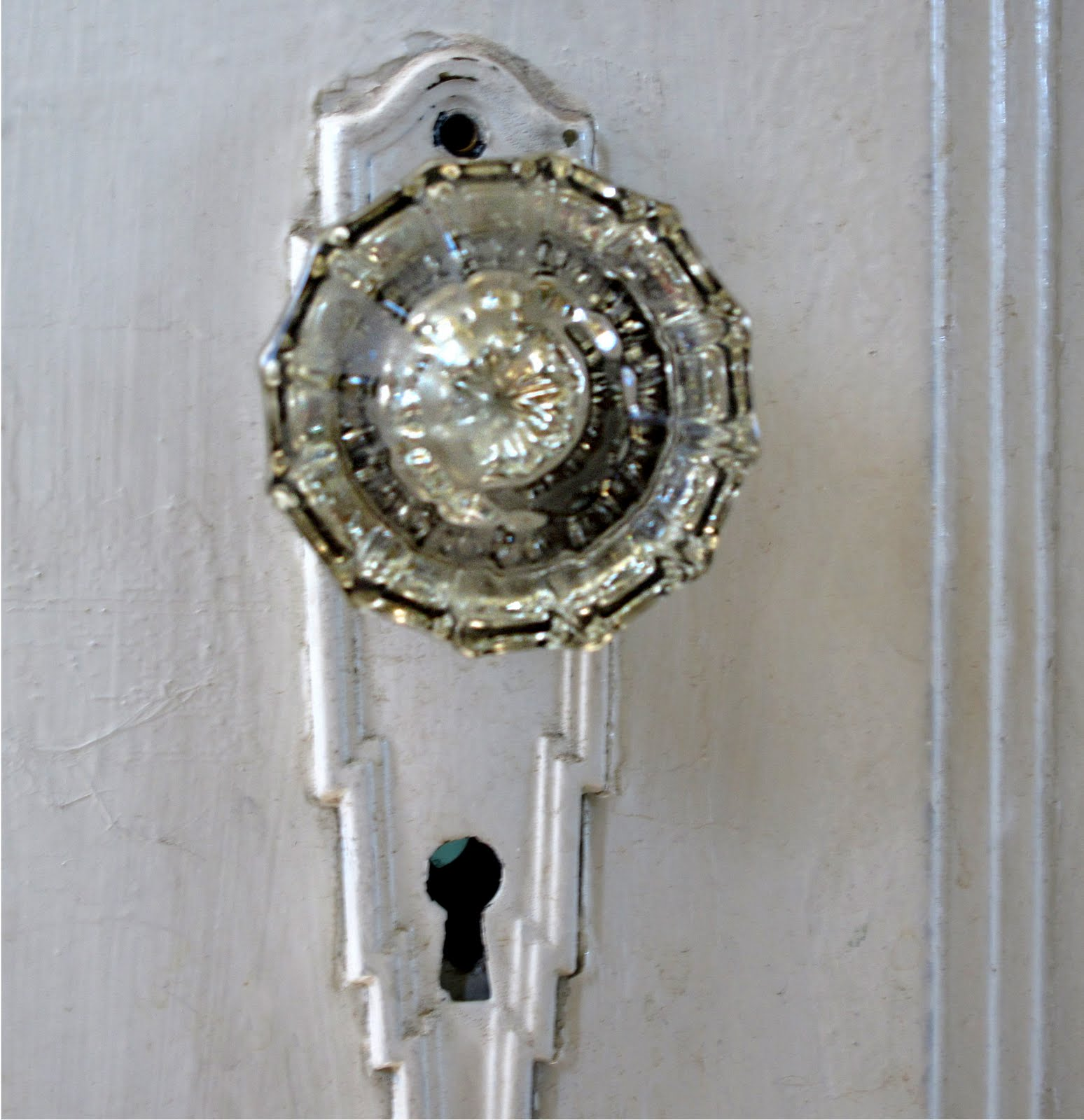 Crystal Clear Door Knobs Amore Linguine And Me