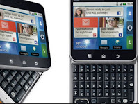 The Motorola Flipout is the Complete Messaging Smartphone With Its Quirky QWERTY Keyboard