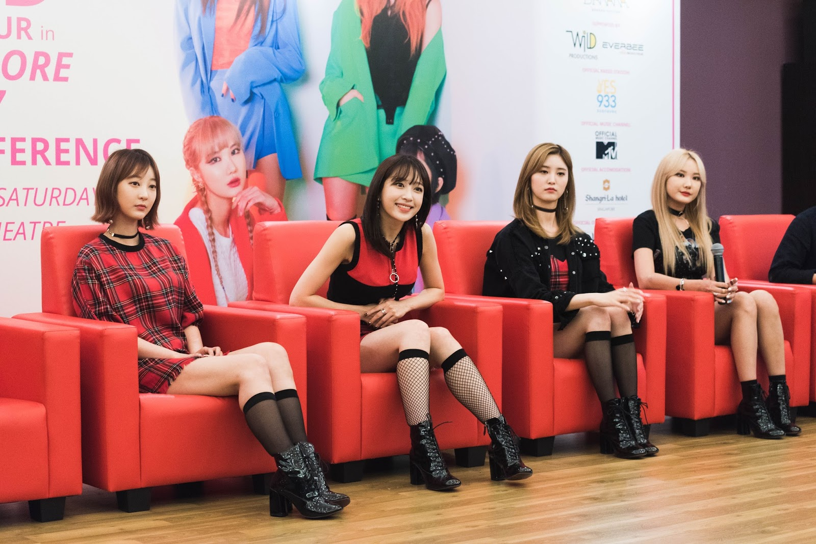 We Love Kpop!: Coverage EXID Press Conference in ...