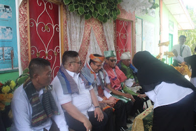 Al Washliyah Gading Tanjungbalai Upah-upah Kakankemenag dan Kabid PAKIS