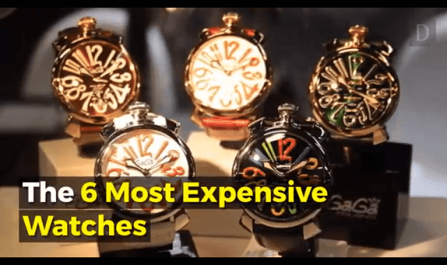 6 of the Most Expensive Watches Worn by the World's Most Elite Athletes