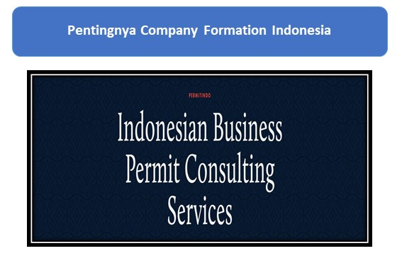 Pentingnya Company Formation Indonesia