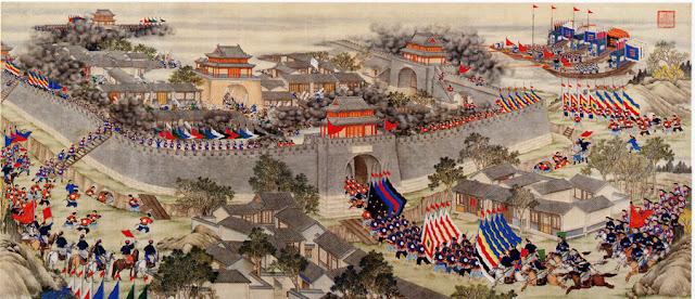 pemberontakan panthay, panthay rebellion, kesultanan pingnanguo, pemberontakan muslim cina, pemberontakan panthay terhadap dinasti qing, du wenxiu