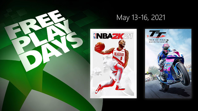nba 2k21 tt isle of man ride on the edge 2 xbox live gold free play days event