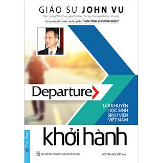 Khởi Hành - Lời Khuyên Sinh Viên Việt Nam (Tái Bản) ebook PDF-EPUB-AWZ3-PRC-MOBI