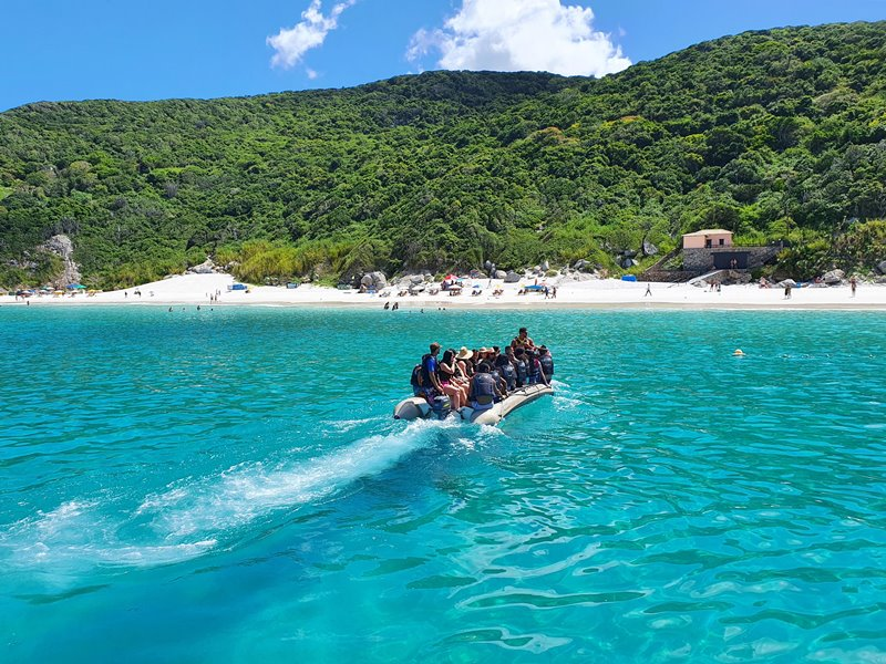 Arraial do Cabo, melhor passeio de barco