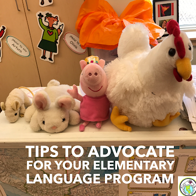 Tips to Advocate for Your Elementary Foreign Language Program FLES