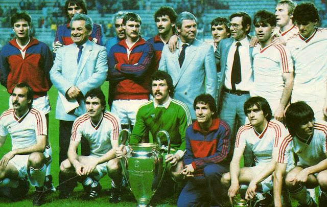 Grandes Times: O Steua Bucarest de 1982-1987