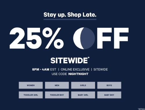 Joe Fresh Flash Sale 25% Off Promo Code