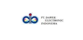 Lowongan Kerja Terbaru SMK Cikarang PT. Dawee Electronic Indonesia Jababeka