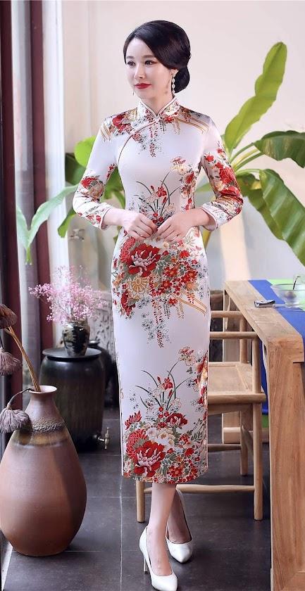 Cheap Cheongsam Qipao Dresses