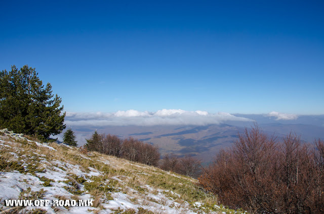 Св. Спас - Врв Вртешка во близина на село Маловиште