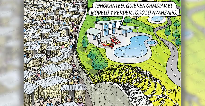 Carlincaturas Martes 15 Junio 2021 - La República