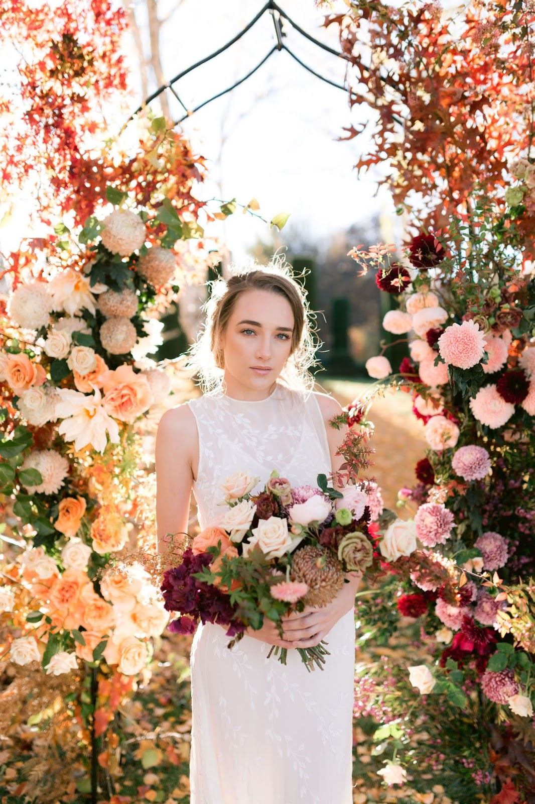 ella ottaviano photography to the aisle australia australian bridal designer hair makeup floral designer installation bouquet