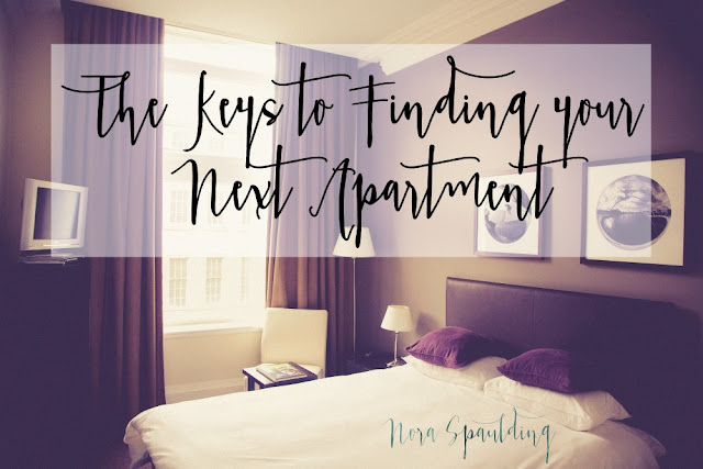 The Keys to Finding your Next Apartment