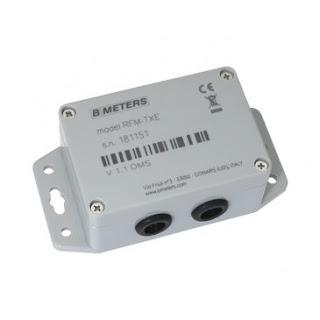 RFM-TXE Wireless M-BUS module for pulse output meters