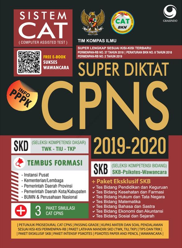 33+ Download buku panduan cpns 2019 pdf info cpns terbaru
