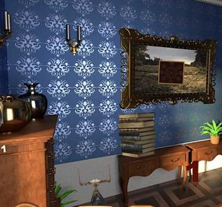 Old Blue Room
