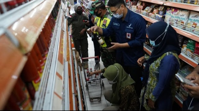 Toko Dan Mini Market Disasar Satgas Ketahanan Pangan
