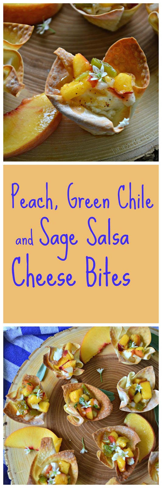 This is How I Cook: Peach, Green Chile and Sage Salsa ...