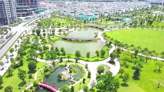 công viên grand forest