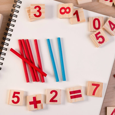 Building and Representing Numbers with tally marks is part of number sense