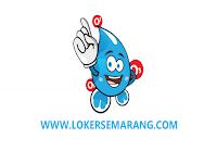 Lowongan Kerja Tim Operasional Gerai Air Minum Biru Semarang