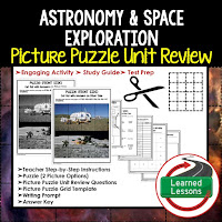 EARTH SCIENCE Test Prep, EARTH SCIENCE Test Review, EARTH SCIENCE Study Guide, Astronomy