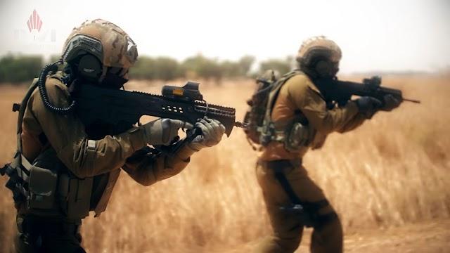Το ισραηλινό Tavor θα μπορούσε να γίνει το νέο τυφέκιο εφόδου του Ελληνικού Στρατού (BINTEO)